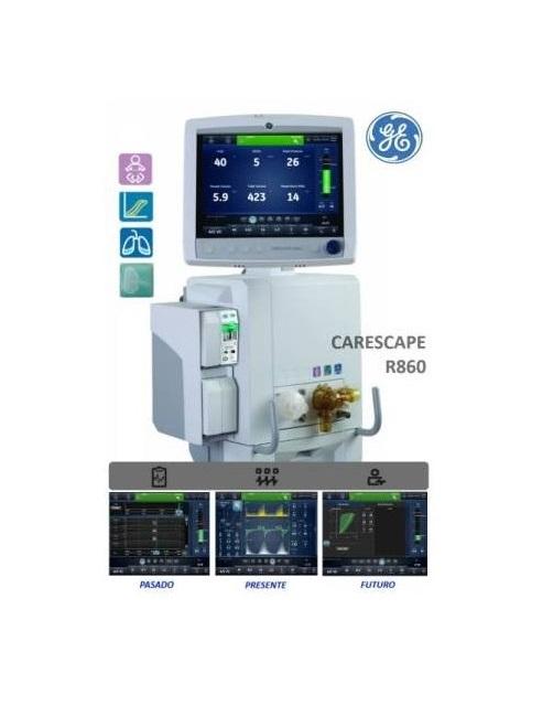 Respirador CARESCAPE R860