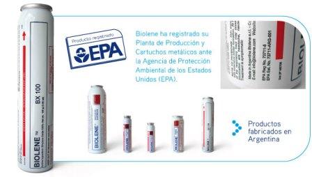 Cartuchos de Esterilización EFELAB