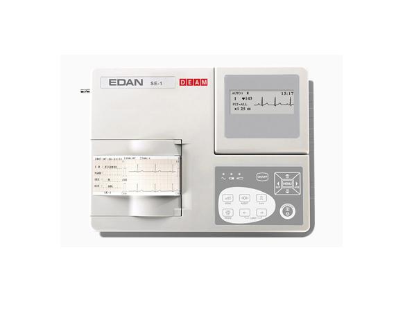 EDAN SE-1 Electrocardiógrafo