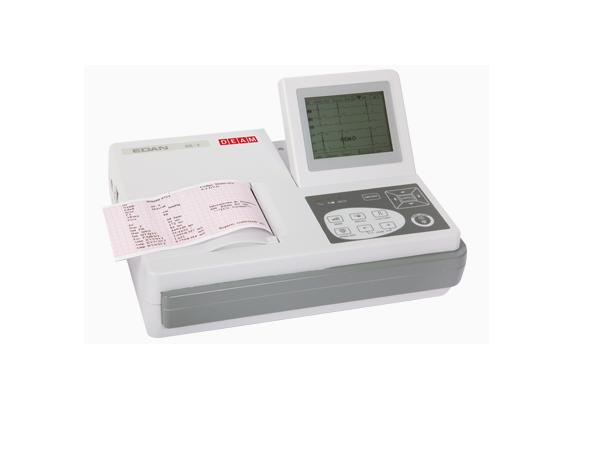 Electrocardiógrafo EDAN SE-3B