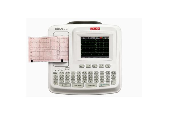 Electrocardiógrafo EDAN SE-601C