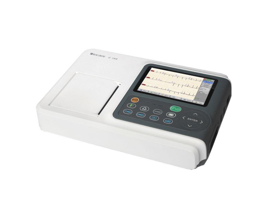 Biocare iE-300 Electrocardiógrafo